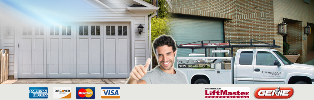 Garage Door Repair Happy Valley, OR | 503-610-9093 | Call Now !!!